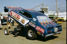 Tom McEwen 1972 Fremont , Ca