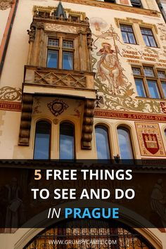 Travelling to Prague on a budget? Here's how you can explore this exciting city without spending too much money.