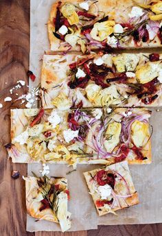 11 Easy Appetizers For Summer Entertaining via @domainehome