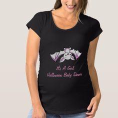 d67740643 Pink Little Bat Halloween Maternity T-Shirts Pregnant Halloween, Halloween  Bats, Halloween Ideas