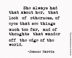 She always had that about her... #quotes #HSP #INFJ