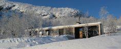 Mountain Cabin Skasnuten, Hemsedal - div.A Arkitekter