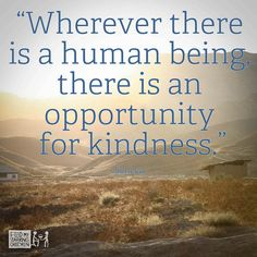 Quotes - Opportunity for Kindness by Feed My Starving Children (FMSC), via Flickr