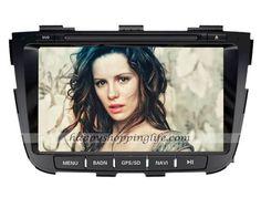 Android Car DVD Player with GPS 3G Wifi for Kia Sorento 2013