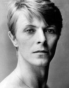 Bowie - Berlin, Feb. 1978, photo by Lord Snowdon.