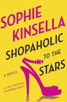 We are FREAKING OUT about Sophie Kinsella's latest SHOPAHOLIC installment!