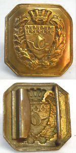 Boucle ceinturon Garde Républicaine à Cheval 1931-1951