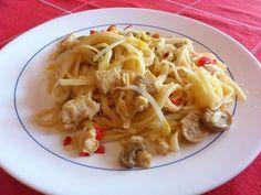 Varomeando: Tallarines tres delicias