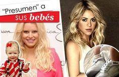 Twitpics de los bebés celebrities