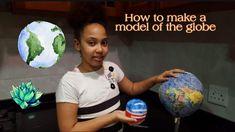 How to make a model globe