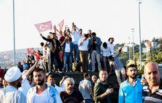 Afinal, por que falhou o golpe de Estado na Turquia?