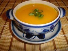 Sopa de Jerimum