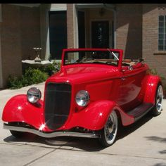33 Ford Cabriolet.