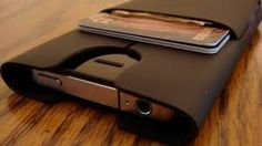iPhone 4 Wallet- Obsidian - Google Search