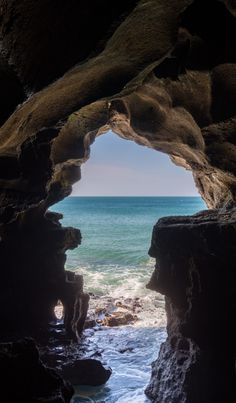 Caves of Hercules – Tanger, Morocco - Atlas Obscura Beautiful Places In The World, Beautiful Places To Visit, Marrakesh, Tanger Morocco, Landscape Photography, Travel Photography, Beach Landscape, Casablanca, Solo Travel