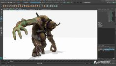 Maya LT 2018 – 3D Animation Tools