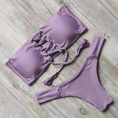 Laken Lavender Bikini