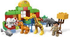 LEGO DUPLO - My First Zoo 6136 Shop Online - iQToys.com.au