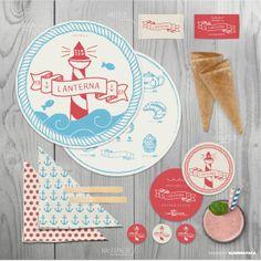 Coffee&Ice cream shop Visual ID Decorative Plates, Ice Cream, Shop, Projects, Coffee, Google, Home Decor, Sherbet Ice Cream, Log Projects