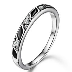 Platinum Plated Ring Band With Cubic Zirconia #jewelry #fashionjewelrystores #jewelryfashion #fashionjewelrywebsites #discountfashionjewelry #fashioncostumejewelry #goldfashionjewelry #fashionjewelrystore #fashionjewelryaccessories #fashionjewelrysets #trendyfashionjewelry #newfashionjewelry #fashionjewelryearrings #fashionandjewelry #fashionjewelrymanufacturers #mensfashionjewelry #buyfashionjewelry #jewelryinfashion #highfashionjewelry #costumefashionjewelry #bestfashionjewelry…