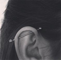 Industrial piercing