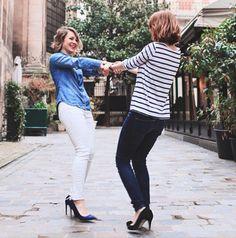 Photo souvenir d'un fou rire... Shooting parisien de notre première collection ❤️#verymojo #watch #montre #feelgood #lookbook #shooting #paris #fourire #rire #fashion #mode #ootd #frenchtouch #goodmemories #friends #love ► www.verymojo.com ◄