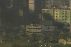 Saudi embassy in Baghdad targeted by rocket attack - World - Dunya News
