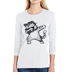 Bekleidung Top Loveso Sommer Damen Einfache Retro Blumen Stickerei Baumwolle Schwarze Kurze H/ülse T-Shirt Tops
