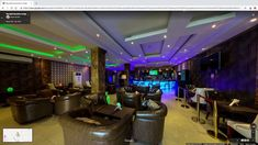 Check out the Virtual Tour of Big Apple Executive Lounge #club #gambia #GoogleMaps
