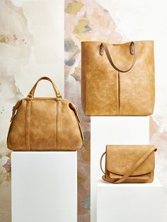 Cognac bags for summer by Sole Society