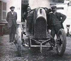 Fiat raro de motor 28 litros voltará a rodar após 100 anos - Terra Brasil