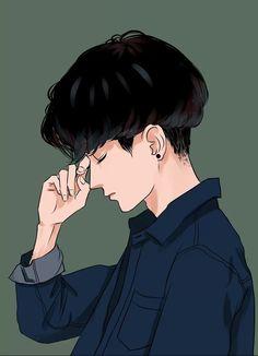Boy Drawing, Manga Drawing, Manga Art, Anime Art, Aesthetic Drawing, Aesthetic Anime, Boy Best Friend Pictures, Book Cover Background, Bad Boy Aesthetic