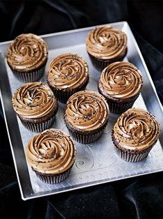 Nutella Cupcakes — Roy Fares