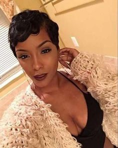 Pixie Cut Wig, Short Pixie, Curly Pixie, Blonde Pixie, Pixie Cuts, Curly Afro, Short Wavy, Pixie Hairstyles, Cool Hairstyles