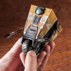 ThinkGeek :: Borderlands Deluxe Action Figures