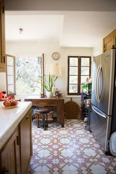 Joey and Gerard's France Meets California Mountain Cottage House Tour | Apartment Therapy