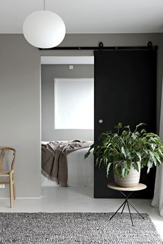 DIY sliding doors