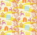 Anna Maria Horner Little Folks Forest Hills Sweet - Voile [FS-VAH03-Sweet] - $9.57 : Pink Chalk Fabrics is your online source for modern quilting cottons and sewing patterns., Cloth, Pattern + Tool for Modern Sewists