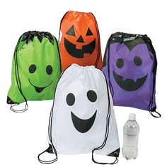 Trick-Or-Treat Backpacks - OrientalTrading.com