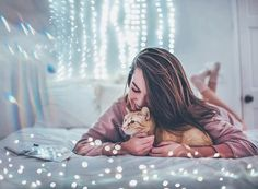 Find images and videos about girl, photography and art on We Heart It - the app to get lost in what you love. Fairy Light Photography, Portrait Photography Poses, Girl Photography Poses, Animal Photography, Female Senior Portraits, Cover Photo Quotes, Cute Girl Poses, Girl Pictures, Cool Photos