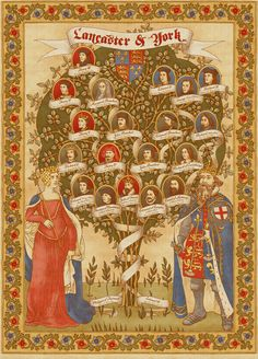 tapestry family tree - Google Search
