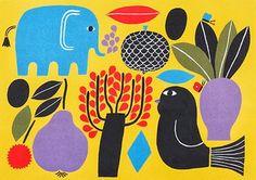 print & pattern: NEW SEASON - marimekko