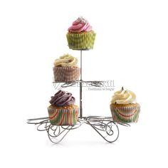 Soporte Para Cupcakes Pequeño Ibili - Bazartextil.com