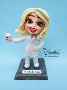Cold Porcelain, Clay Art, Caricature, Cake Toppers, Elsa, Disney Princess, Disney Characters, Instagram, Cold Porcelain Ornaments