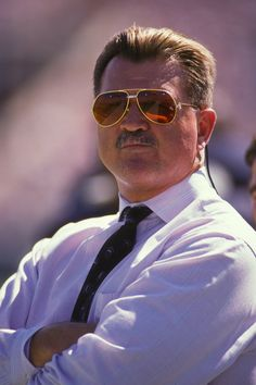 Da Coach of da superbowl Bears - the one and only Mike Ditka