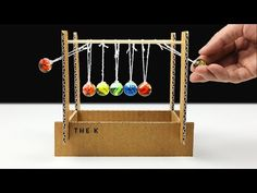 Science fair projects for boys middle school activities for kids ideas Physics Projects, Cool Science Fair Projects, Stem Projects, Science Toys, Science For Kids, Middle School Activities, Activities For Kids, Stem Activities, Newton's Cradle