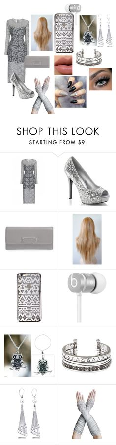 """""""Daughter of Athena"""" by efarhan ❤ liked on Polyvore featuring Lavish Alice, Marc by Marc Jacobs, Beats by Dr. Dre, NOVICA and Allurez"""