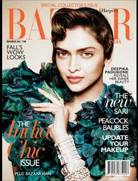 We asked the beauty editors from Harper's BAZAAR editions worldwide to give us their country's best tips and tricks. Fashion Cover, Bollywood Celebrities, Bollywood Actress, Harpers Bazaar, Deepika Padukone, Cover Pages, Beauty Secrets, Beauty Tips, Cover Photos