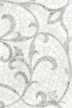Marabel Stone Mosaic | New Ravenna Mosaics