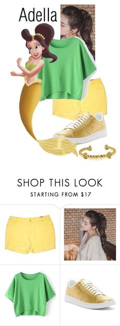 """Adella"" by madogw32 ❤ liked on Polyvore featuring Lane Bryant, GABALNARA, Converse and Aurélie Bidermann"